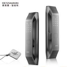 德施曼(DESSMANN)Q5指纹锁智能家居全自动直觉式解锁隐藏式指纹头电子密码智能门锁