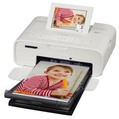 佳能(Canon)SELPHY CP1300 手机照片打印机 白色 迷你 家用 便携  手机wifi连接