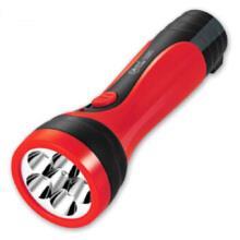 雅格(yage)手电筒 YG-3260 LED充电式6灯强光应急灯充电手电手提灯 /个 定制
