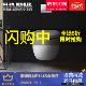 科勒(KOHLER) 挂墙马桶 含水箱含缸体含面板直冲式维雅挂墙式座便器25255T 25255T挂墙马桶:缸体+水箱+缓降盖板+面板