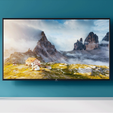 小米(MI)小米电视4X 43英寸 L43M5-4X 1GB+8GB 全高清 蓝牙语音遥控 黑色