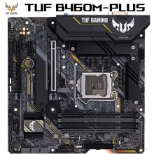华硕(ASUS)TUF GAMING B460M-PLUS重炮手主板 支持 CPU 10500/10400/10400F(Intel B460/LGA 1200)