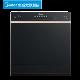 美的(Midea )家用8套独嵌两用洗碗机D18 智能APP高温银离子除菌消毒 台式独立嵌入式刷碗机 延迟发货  洗碗机