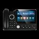 易度 安卓智能电话机座机  录音电话 来电防火墙 语音报号 办公家用固话座机 黑名单防骚扰 易度V80录音时长2000小时