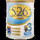 澳洲新西兰惠氏婴儿奶粉3段S26金装幼儿乐三段可购4段2段四段二段